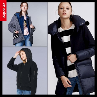 [時時樂限定]BLUE WAY 女款禦寒外套均一價_3款選
