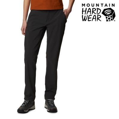 【美國 Mountain Hardwear】Chockstone/2 Pant 舒適彈性長褲 女款 寂謐黑 #1879991