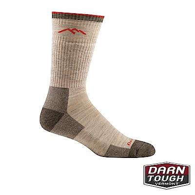 【美國DARN TOUGH】男羊毛襪HIKER BOOT健行襪(顏色隨機)
