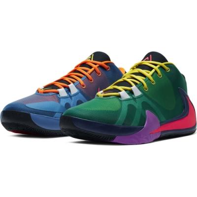 NIKE 籃球鞋 包覆 避震 運動鞋 男鞋 CW3202800 ZOOM FREAK 1 MULTI EP