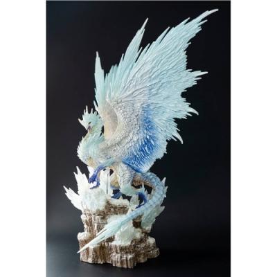 魔物獵人Iceborne 冰呪龍 模型(不含遊戲)