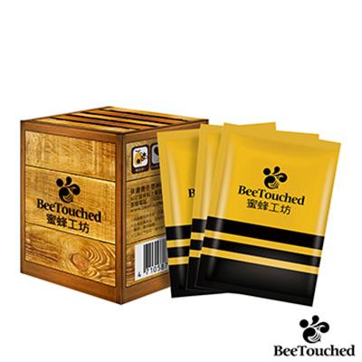 蜜蜂工坊BeeTouched 迷你蜂箱蜂蜜隨身包(10包/盒)