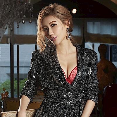 瑪登瑪朵 La Pretti 內衣  B-E罩杯(熱力紅)