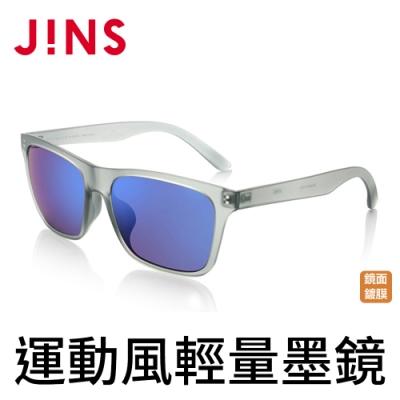 JINS 運動風輕量墨鏡(特AMRF17S856)