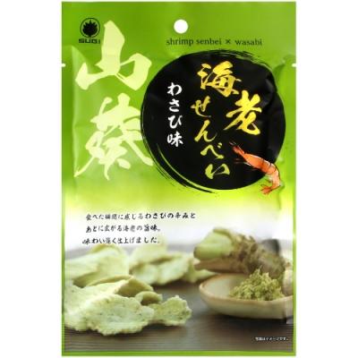 Sugi Seika 海老蝦仙貝-芥末風味(38g)