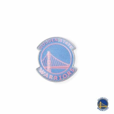 NBA Store X CiPU聯名刺繡貼 勇士隊