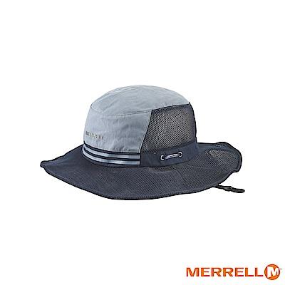MERRELL 吸濕排汗快乾休閒帽-藍(5318HC114)