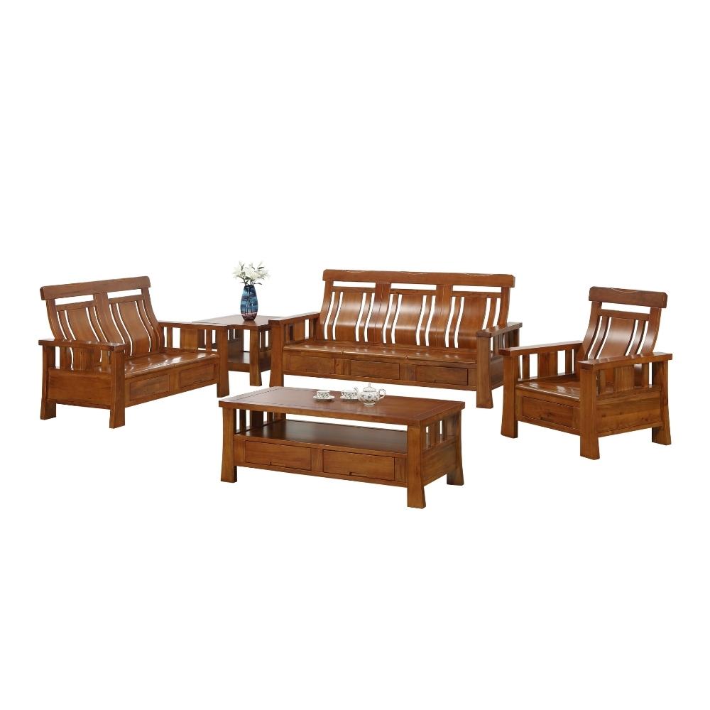 MUNA 072型實木組椅(全組) 192X79X98cm