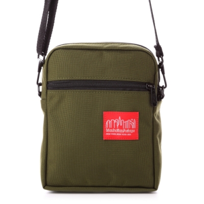 美國Manhattan Portage。城市微光肩背包MP1403-OLV(橄欖色)