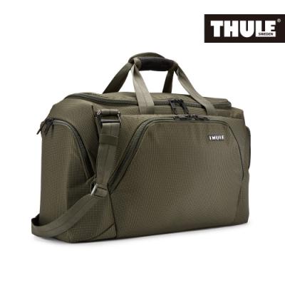 THULE-Crossover 2 44L旅行側背袋C2CD-44-軍綠