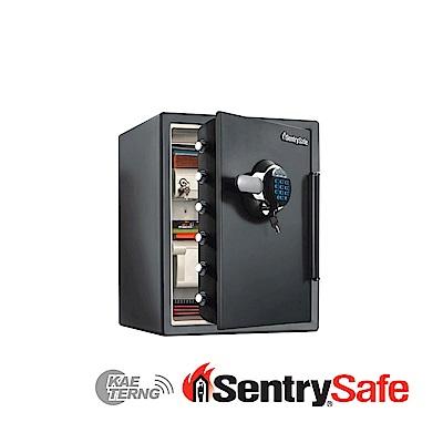 Sentry Safe 電子密碼鎖防火防水金庫(大) STW205GYC