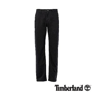 Timberland 男款黑色休閒褲|A1LUK