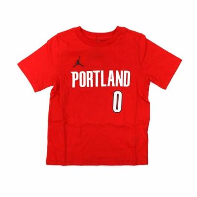 NIKE NBA Statement Edition 兒童 短袖上衣 拓荒者隊 Damian Lillard