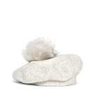UGG貝蕾帽 質感舒適毛球針織貝雷帽
