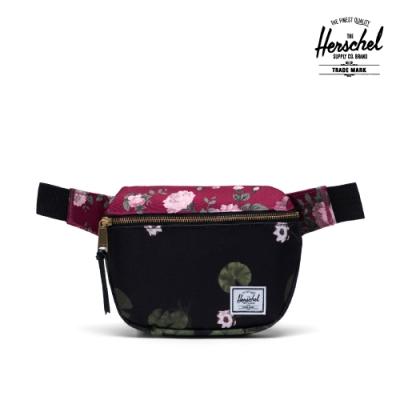 【Herschel】Fifteen 腰包-精美中國花卉