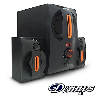 Dennys藍牙2.1聲道多媒體喇叭(PYC827-MF36)