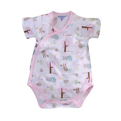 薄款純棉短袖連身衣 a70229 魔法Baby