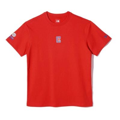 New Era x XLARGE x NBA 棉質短袖T恤 快艇隊 紅