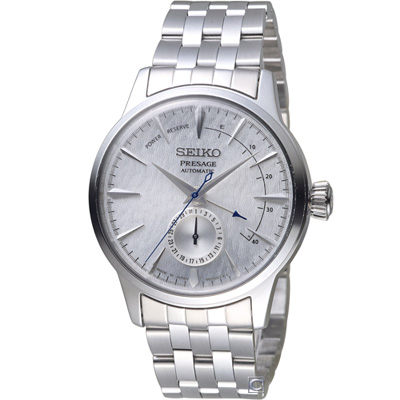 SEIKO Presage 調酒師限量機械腕錶(SSA385J1)