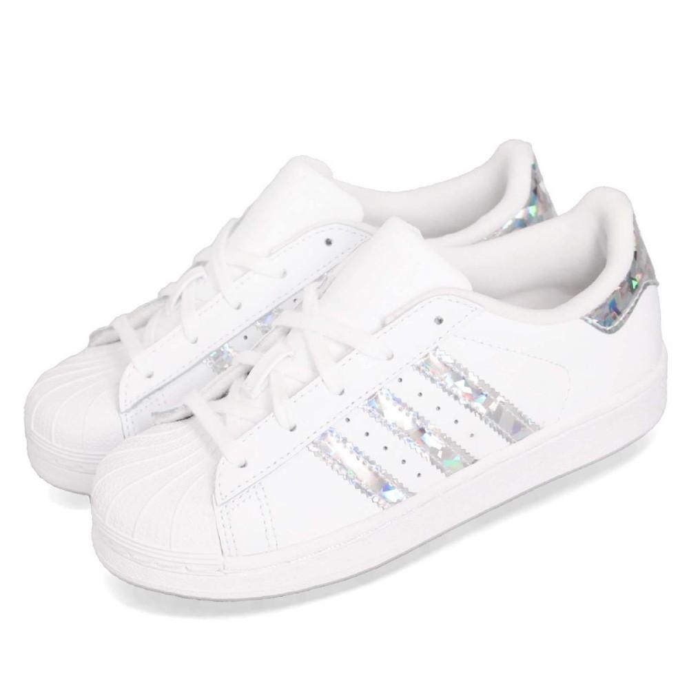 adidas 休閒鞋 Superstar 童鞋