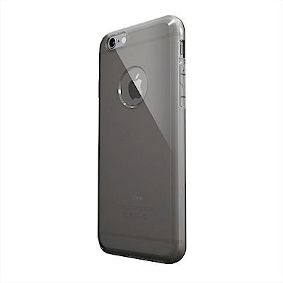 Patchworks iPhone 6 Colorant C0 透明軟殼 - 透黑