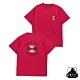 XLARGE S/S TEE APPLE短袖T恤-桃紅 product thumbnail 1