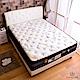 思夢樂-天絲C正三線單人加大3-5尺獨立筒床墊