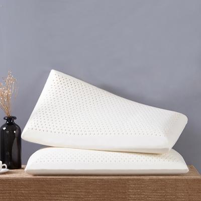 澳洲Simple Living 低型護頸椎加大天然乳膠枕-二入(全年齡適用)