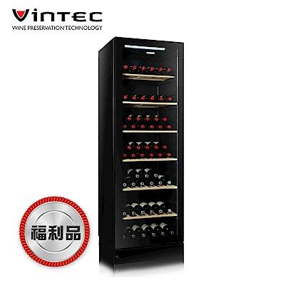 福利品 VINTEC 單門雙溫恆溫酒櫃 NOIR SERIES  V190SG2eBK