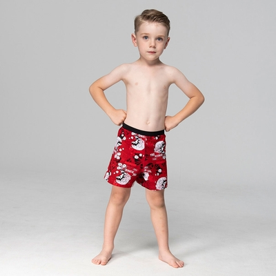 DADADO-夏日好鯊 140-160男童內褲(紅) 品牌推薦-舒適寬鬆
