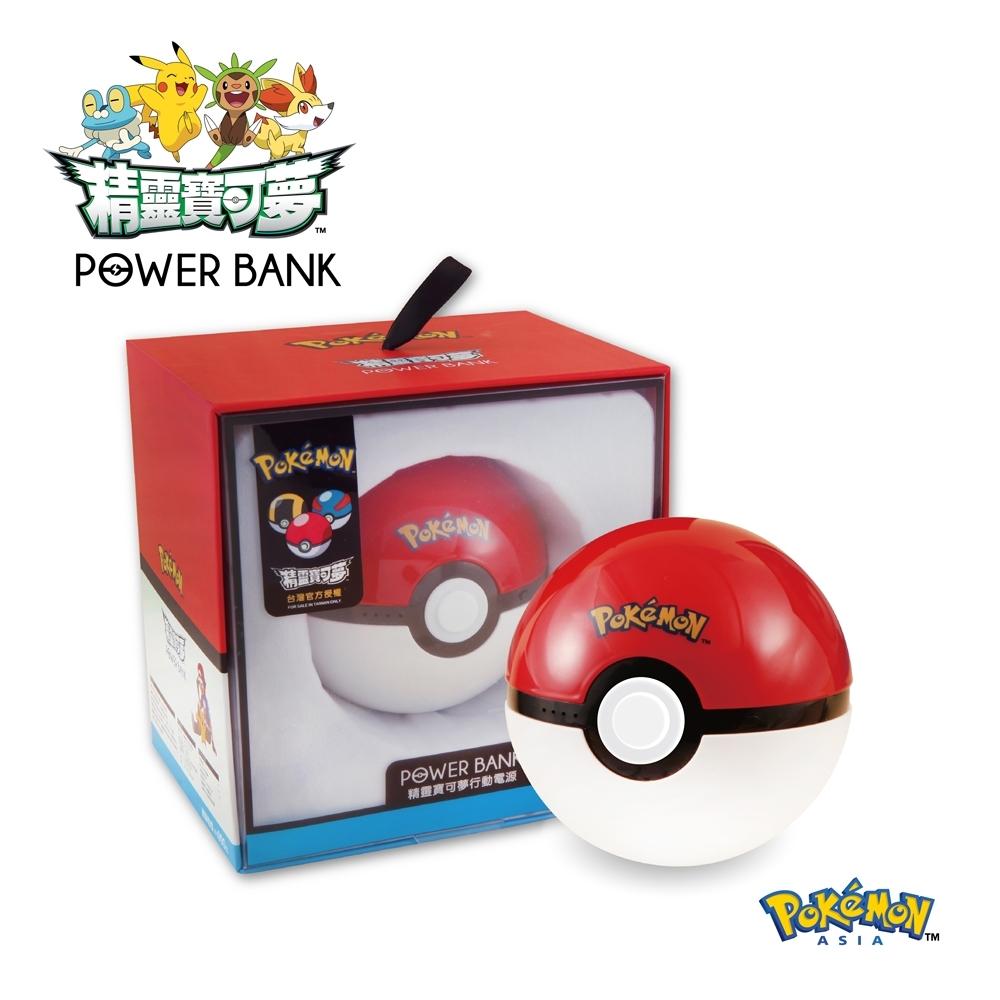 福利品 Pokemon 精靈寶可夢行動電源10000mAh UPP10000BRW