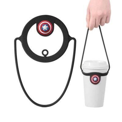 Bone Cup Tie 環保杯綁 - 飲料杯提袋再進化-漫威