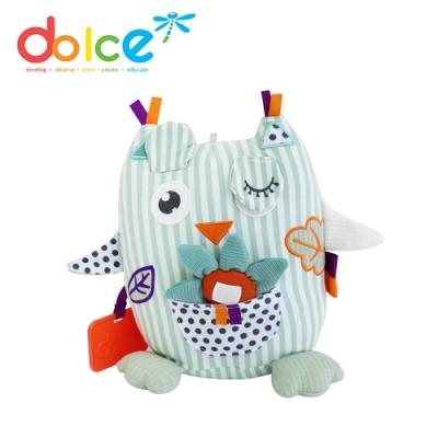 Dolce 法國 感統玩偶 甜夢系列-小博士奧歐