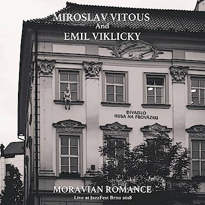 米拉斯拉夫.維特斯與艾米爾.維克利基 - 摩拉維亞浪漫 CD