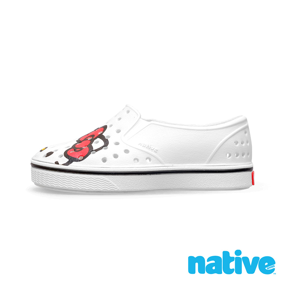 native 大童鞋 MILES 小邁斯鞋-Hello Kitty