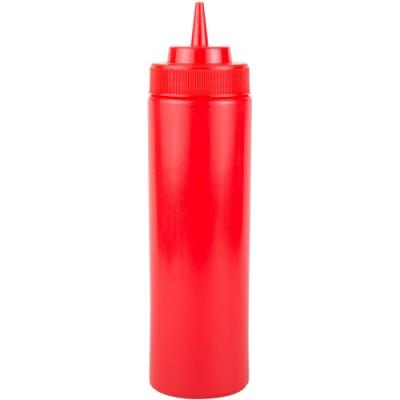 《Utopia》擠壓調味罐(紅750ml)