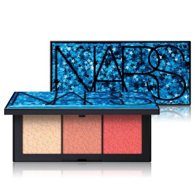 NARS 2019聖誕限量 狂歡節奏3色頰彩盤 3.5gx3色
