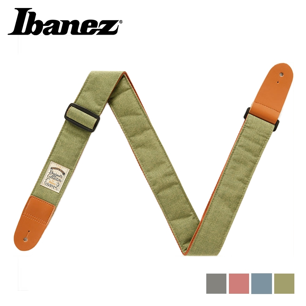 IBANEZ Designer Collection DCS50D 電吉他 民謠吉他 貝斯 吉他背帶 四色