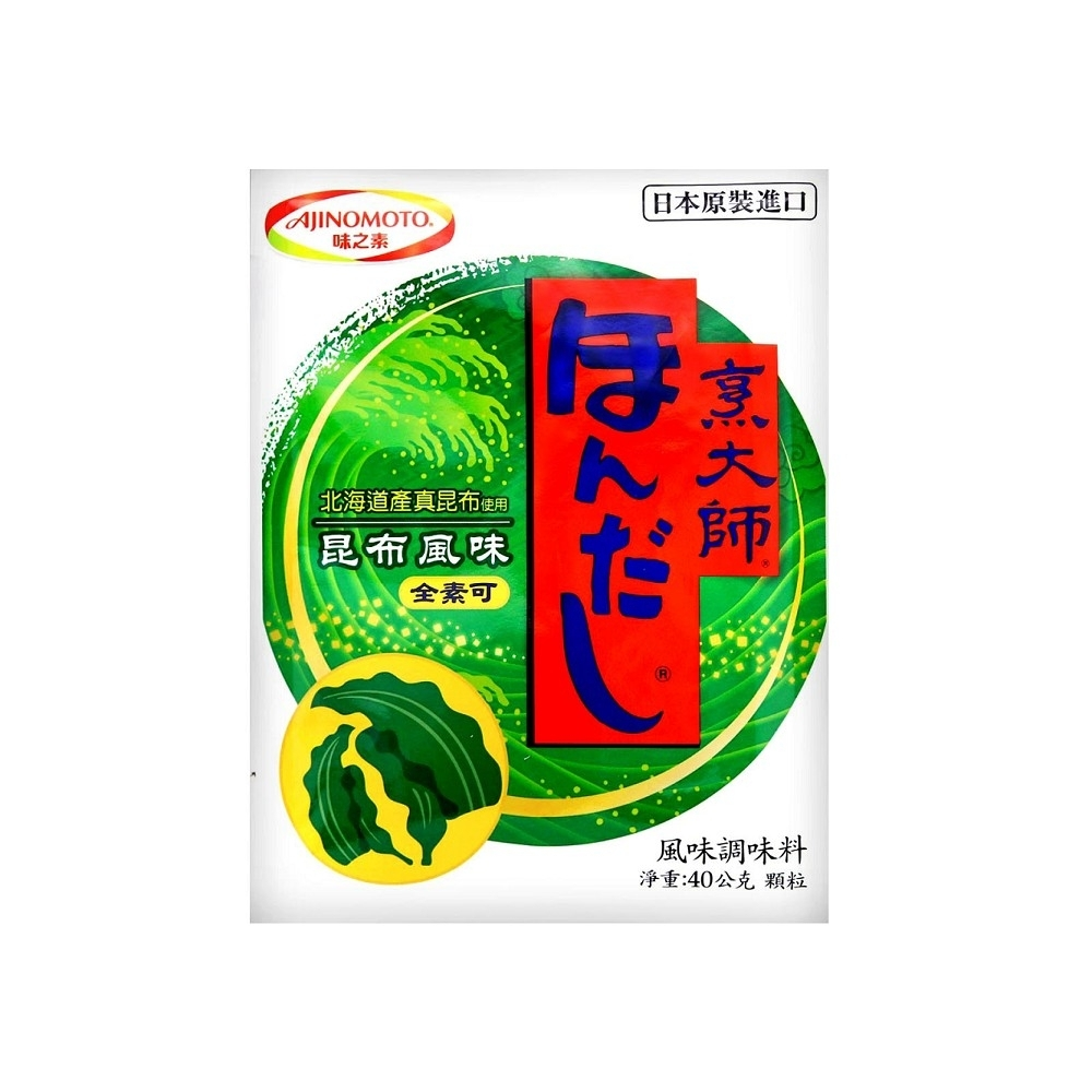 味之素 烹大師昆布風味調味料(40g)