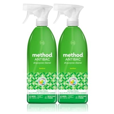 Method 美則全方位抗菌清潔劑-綠竹香828mlx2入