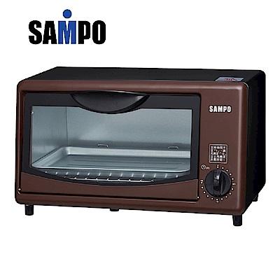 (快速到貨)SAMPO 聲寶 8L電烤箱 KZ-SJ08