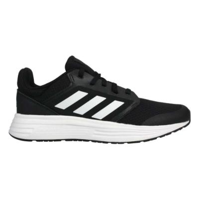 ADIDAS GALAXY5 女慢跑鞋-路跑 運動 輕量 避震 愛迪達 FW6125 黑白