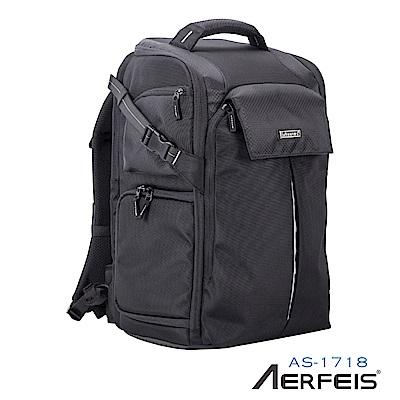 Aerfeis 阿爾飛斯 AS-1718A 專業系列相機後背包