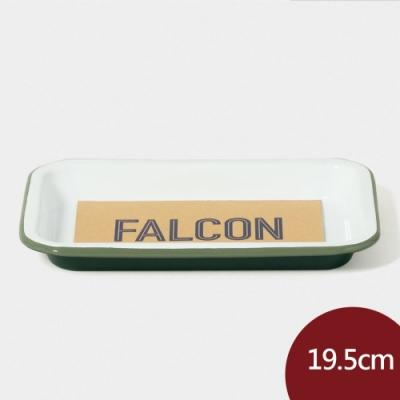 英國Falcon 獵鷹琺瑯小托盤19.5cm-茴香綠