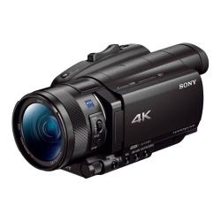 SONY 4K 數位攝影機 FDR-AX700 128G高速卡長效電池組