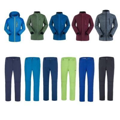 【時時樂限定】YKK拉鍊 Soft Shell軟殼 防風 抗水 耐磨  聖伯納 外套 褲子 防風外套 均一價-1490