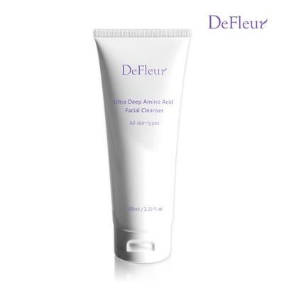 DeFleur迪芙洛爾 淨透光胺基酸洗面乳