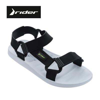 Rider [Men] FREE STYLE 雙帶涼鞋-白黑