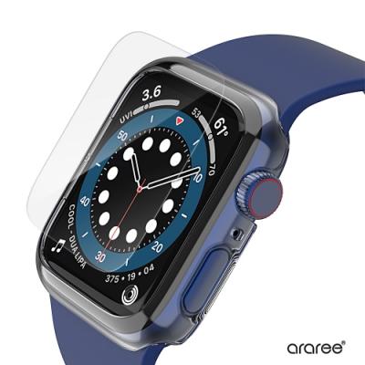 Araree Apple Watch S6/SE/5/4 40mm 抗刮螢幕保護貼(2片裝)