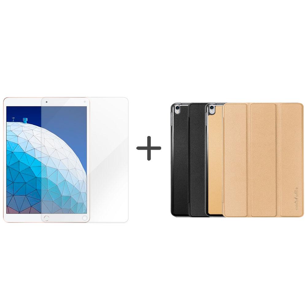 Metal-Slim Apple iPad Air 10.5 2019 皮套+保護貼